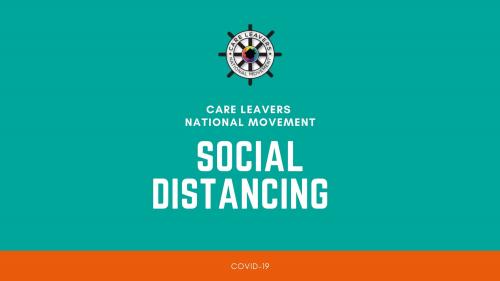 Coronavirus - Social Distancing
