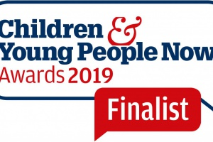 CYPNow Leaving Care Award Finalist 2019