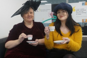 Local House Projects invited to the Queen's Garden Party