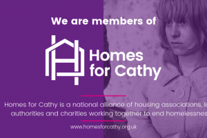 We are a member of Homes for Cathy